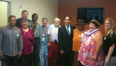 todd gloria, paul downey and civic engagement seniors