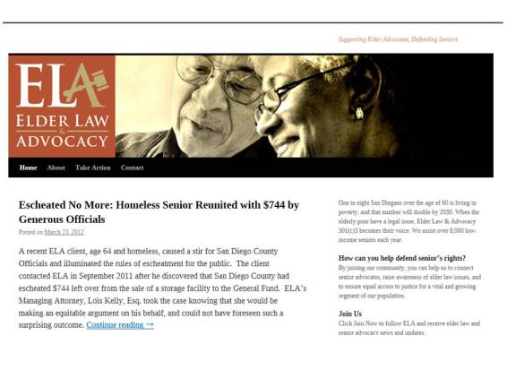 elder law and advocacy home page